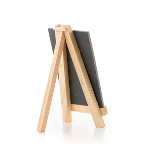 Gadget and Gifts Mini Blackboard with Easel for Notes