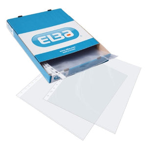 Covers A4 Plastic Transparent (100 pcs) (Refurbished B)