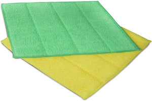 Microfibre cleaning cloth Spontex (2 pcs) (17 x 20 cm) (Refurbished A+)