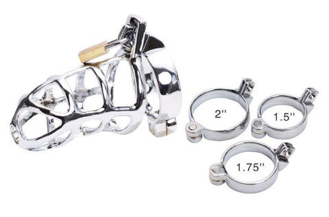 best steel chastity cage