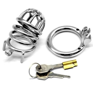 chastity cage metal