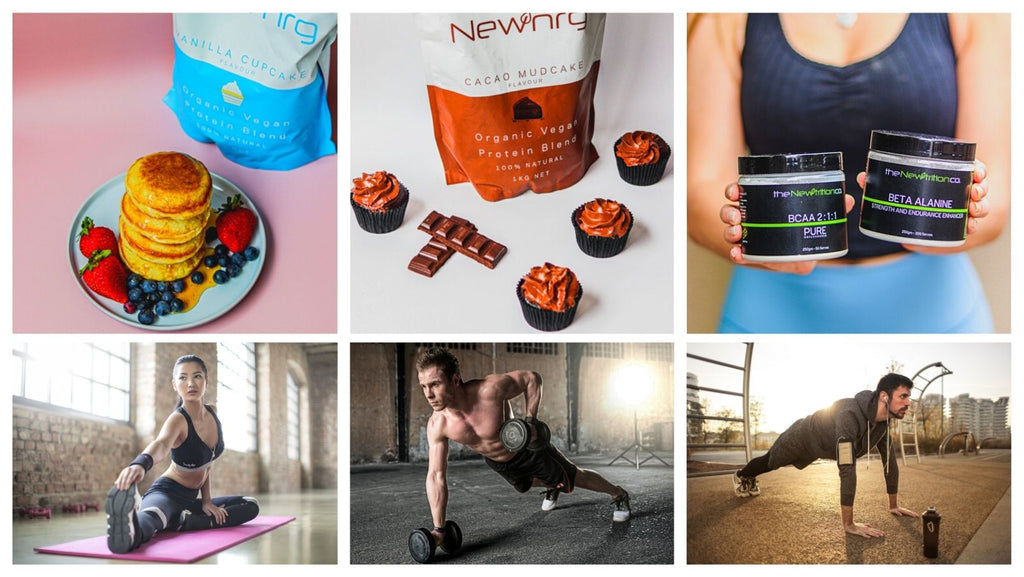 about newtrition co plant based protein supplements