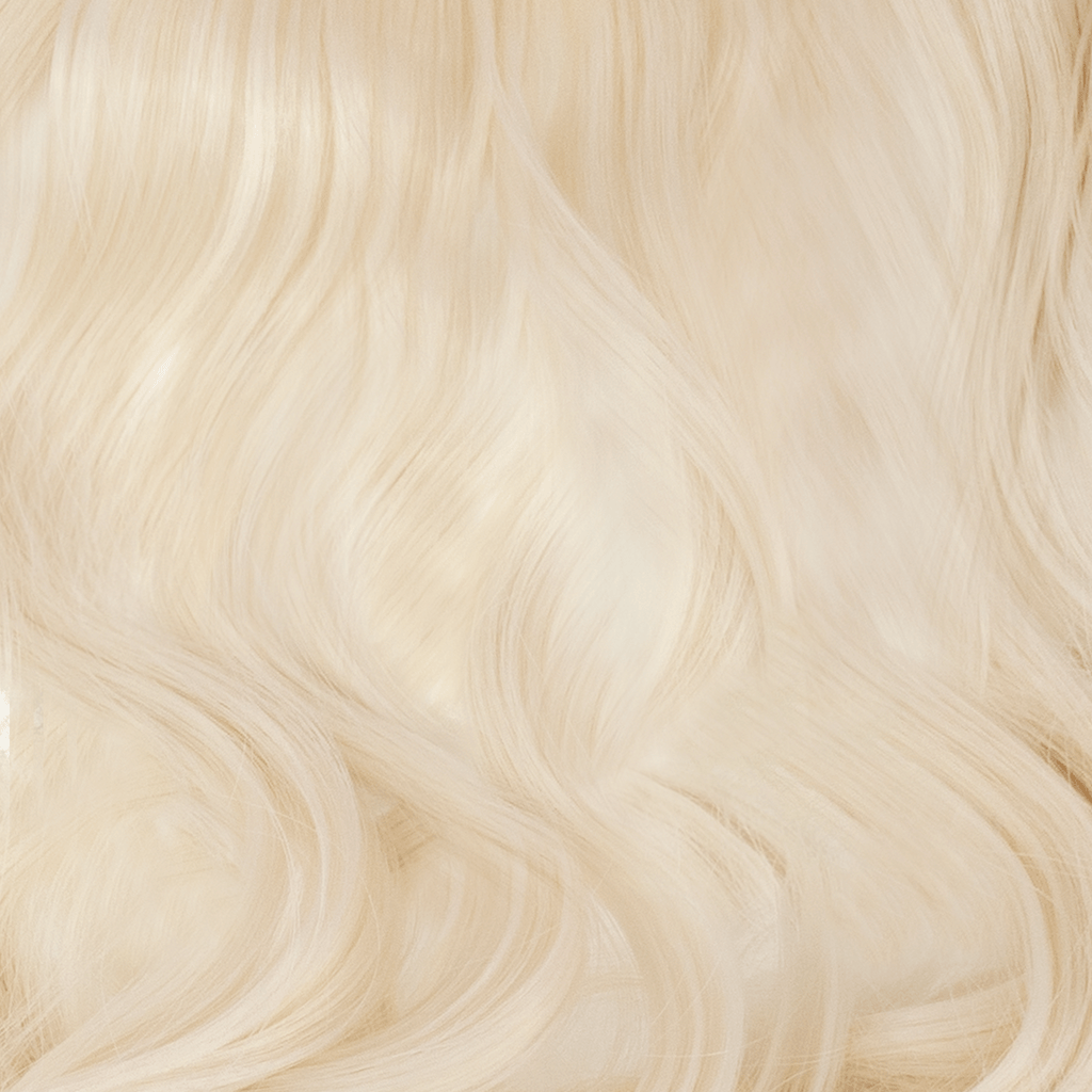 CURLY HALO - BLONDE SHADE 60 24""