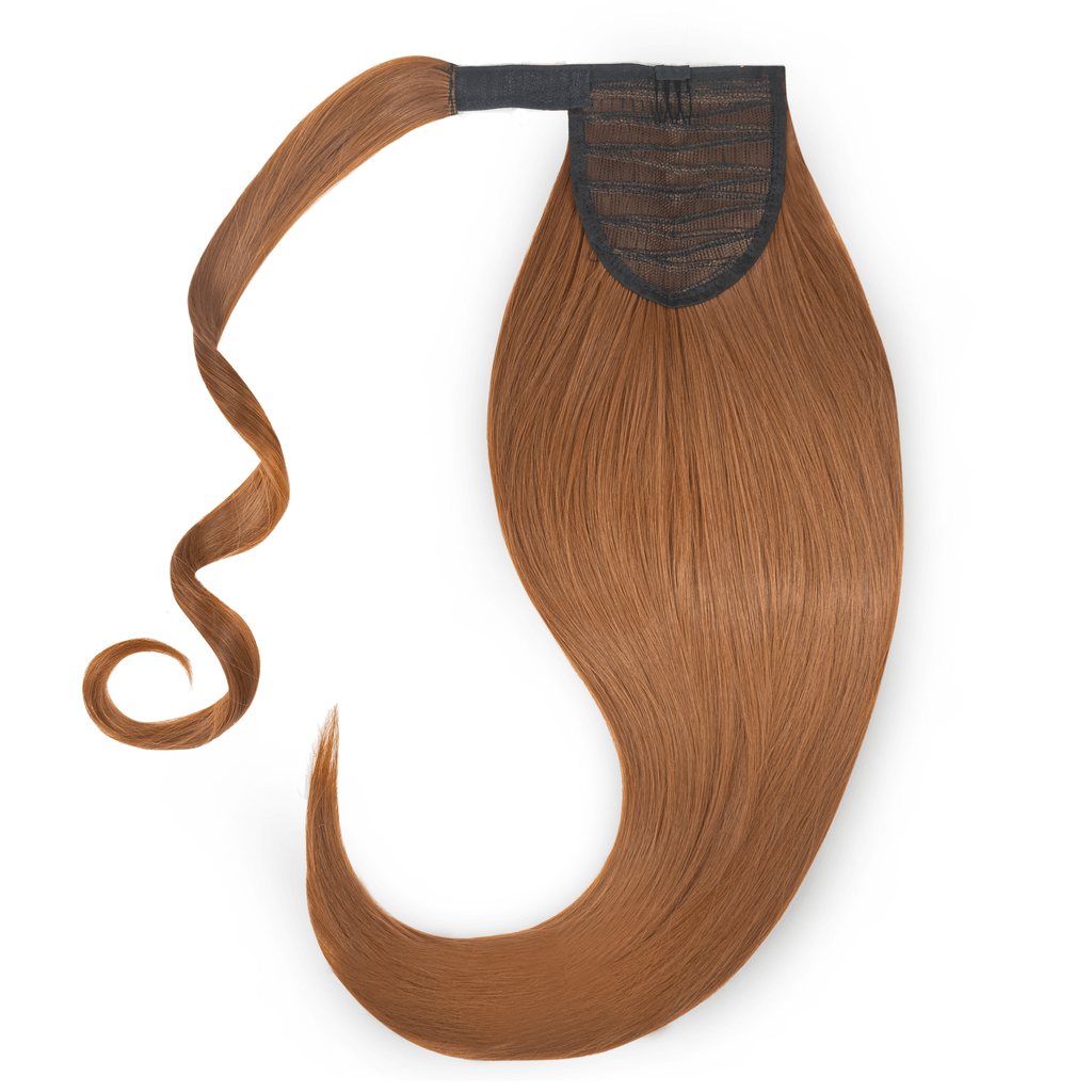 Clip-In Ponytail - Brown Shade 30 22""