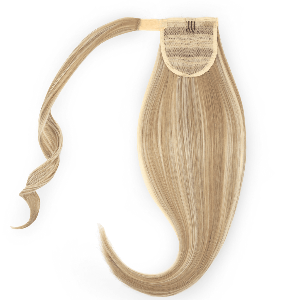 Clip-In Ponytail - Blonde Shade F613/16 22""