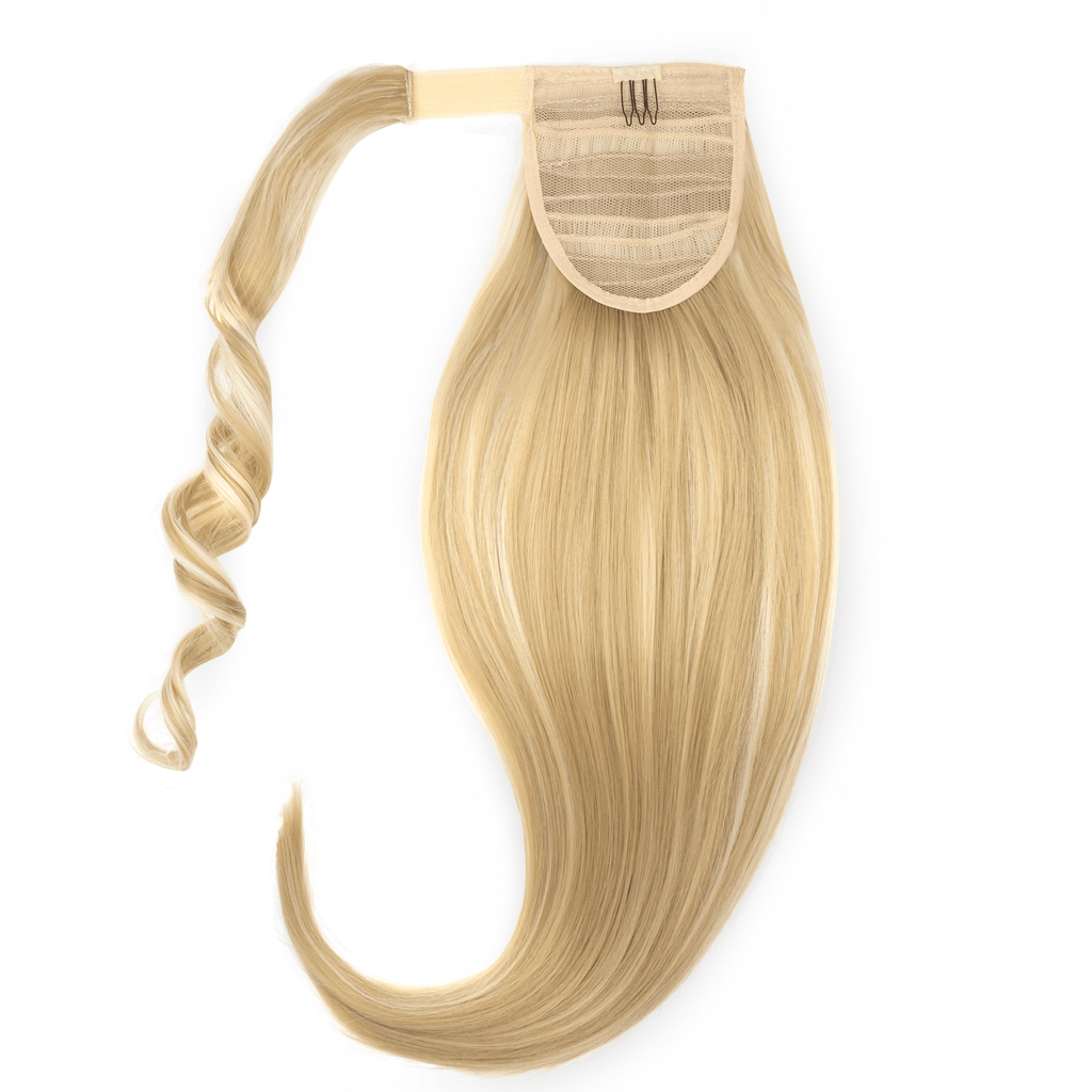 Clip-In Ponytail - Blonde Shade F613/24 22""
