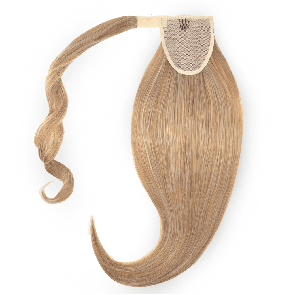 Clip-In Ponytail - Blonde Shade M27/613 22""