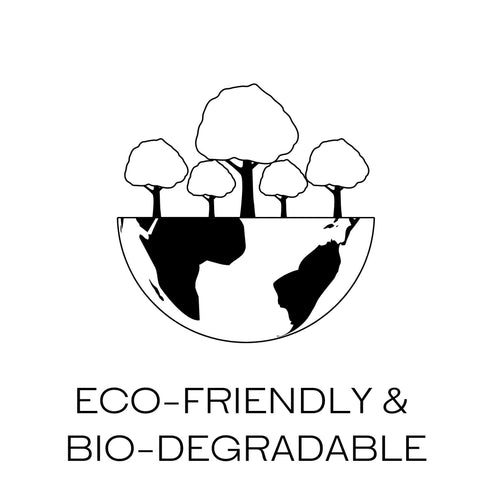 Eco-friendly and bio-degradable