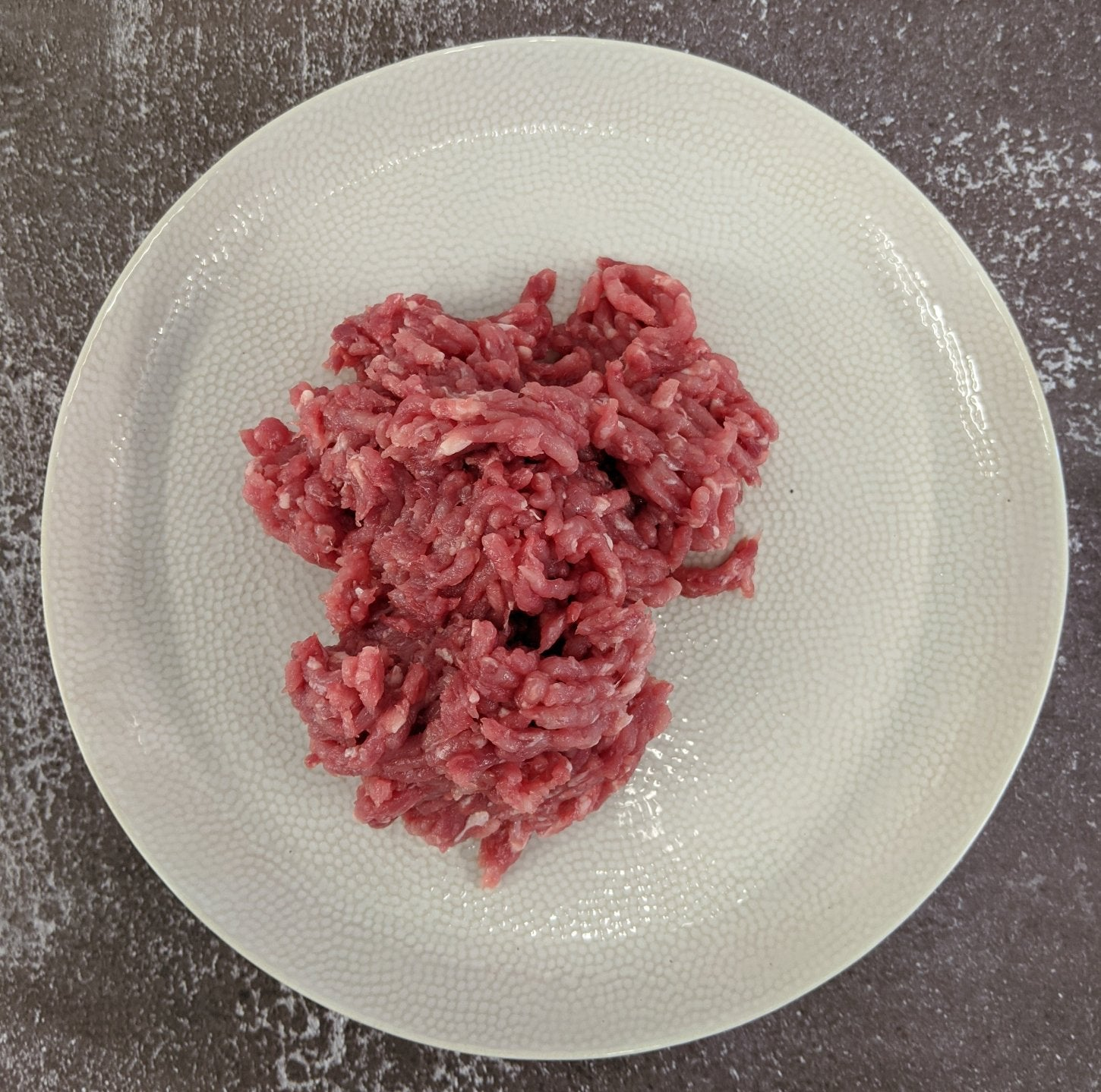 lean pork mince