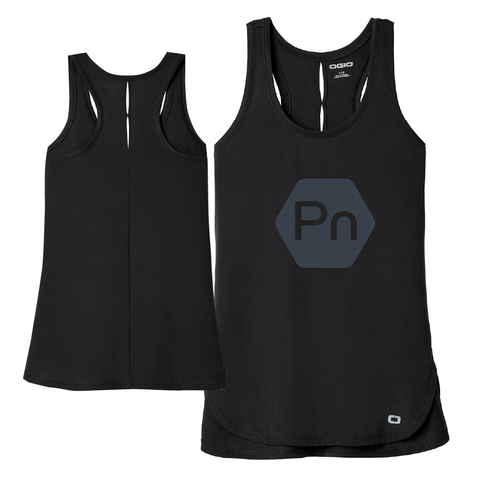 "Women's ""Large PN Logo"" Tank Top"