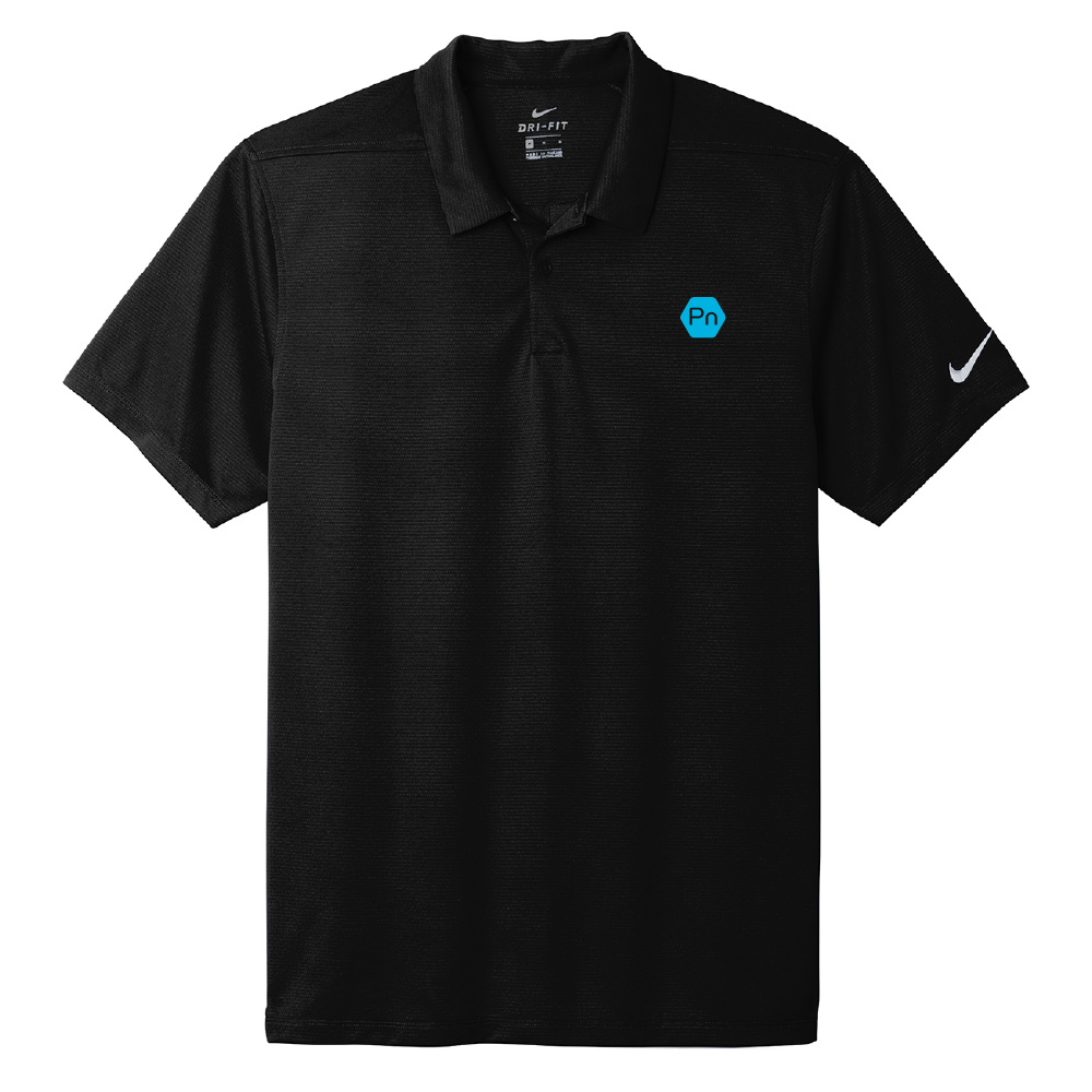 "Men's ""PN Logo"" Nike Dry Essential Polo"