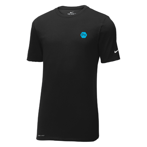 "Men's ""PN Logo"" Nike Dri-Fit Crew Tee"