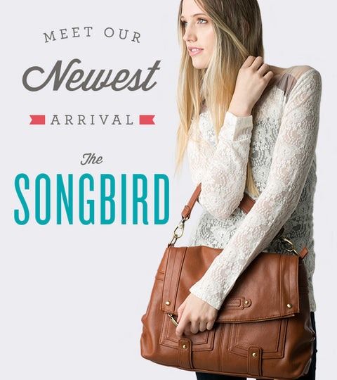 Win Our Newest SONGBIRD BAG!!! [CONTEST CLOSED]