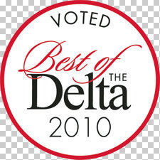Vote for me for Best of the Delta….pretty please!
