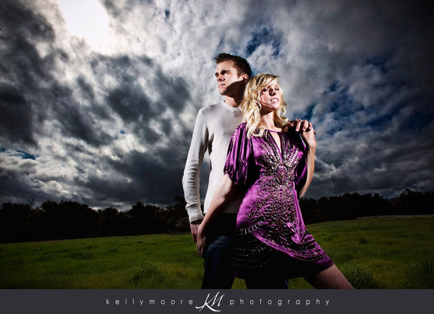 Keary & Justin's Engagement Session