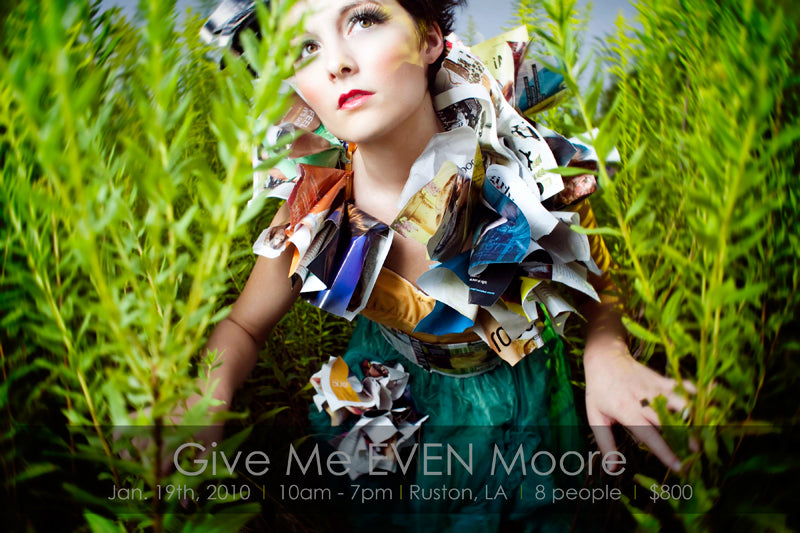 Give Me (EVEN) Moore…..Group Workshop