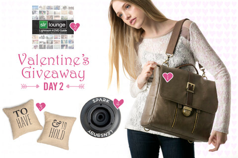 Valentine's Week Giveaway Day TWO!!