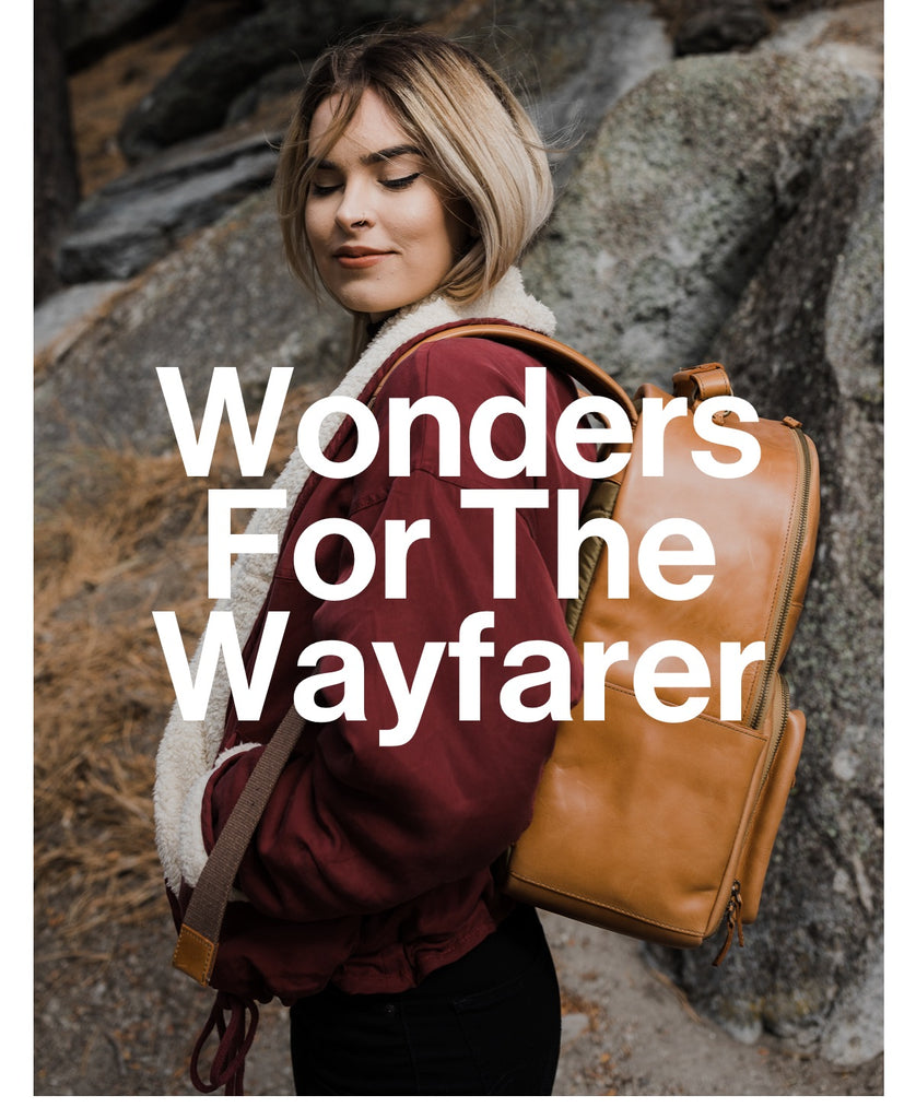 For The Wayfarer