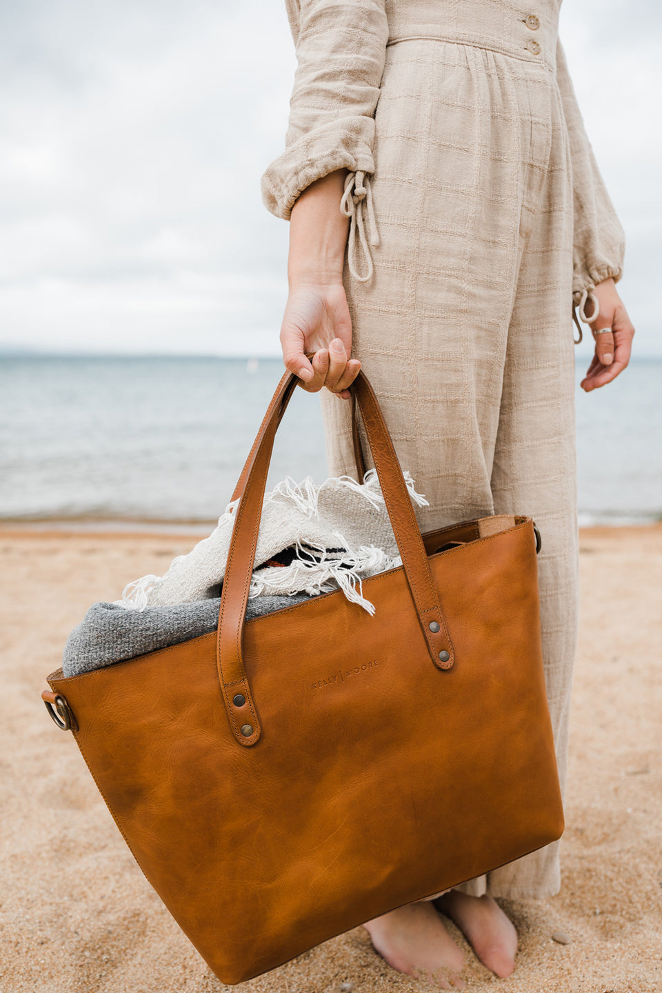 An Oversized Tote For Your Beautifully Full Life