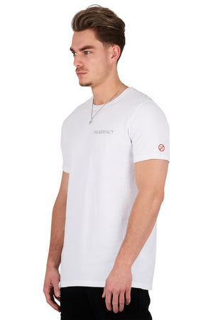 <b>PC102</b><br>T-shirt<br>Metal signature logo<br>
