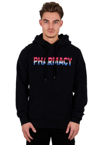 <b>PC202</b><br>Hoody<br>Flock printed<br>
