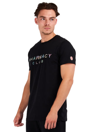 <b>PC116</b><br>T-shirt<br>Hologram logo print<br>