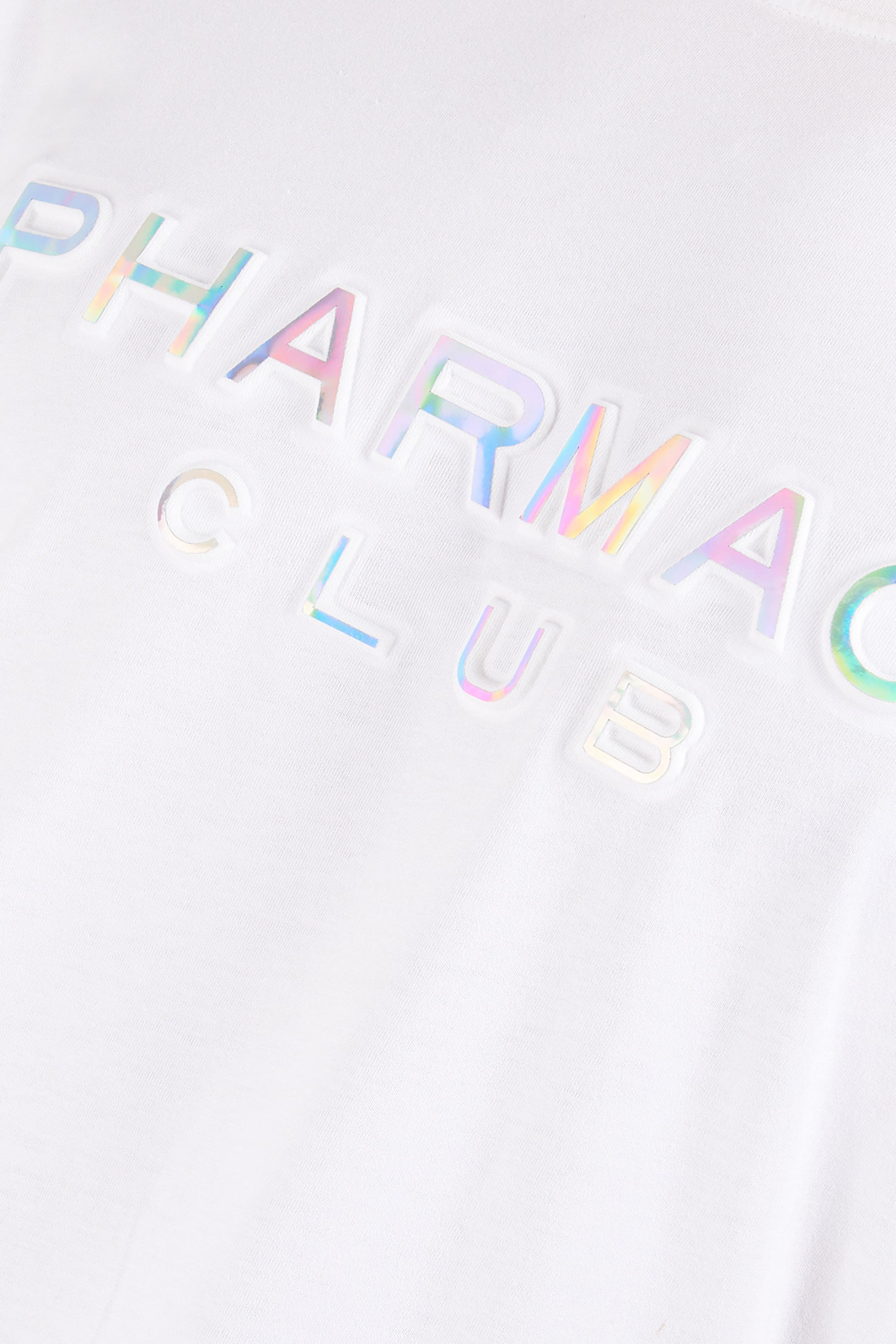 <b>PC117</b><br>T-shirt<br>Hologram logo print<b