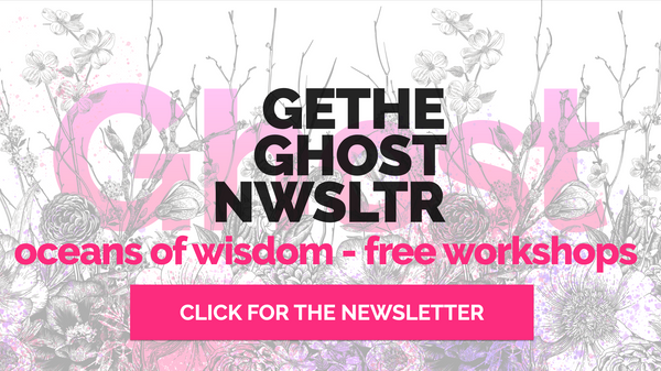 Ghost newsletter - free workshops
