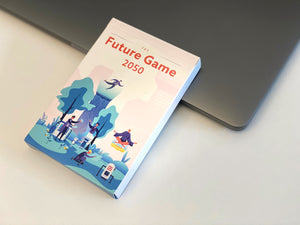 The Future Game 2050 - Playing Cards