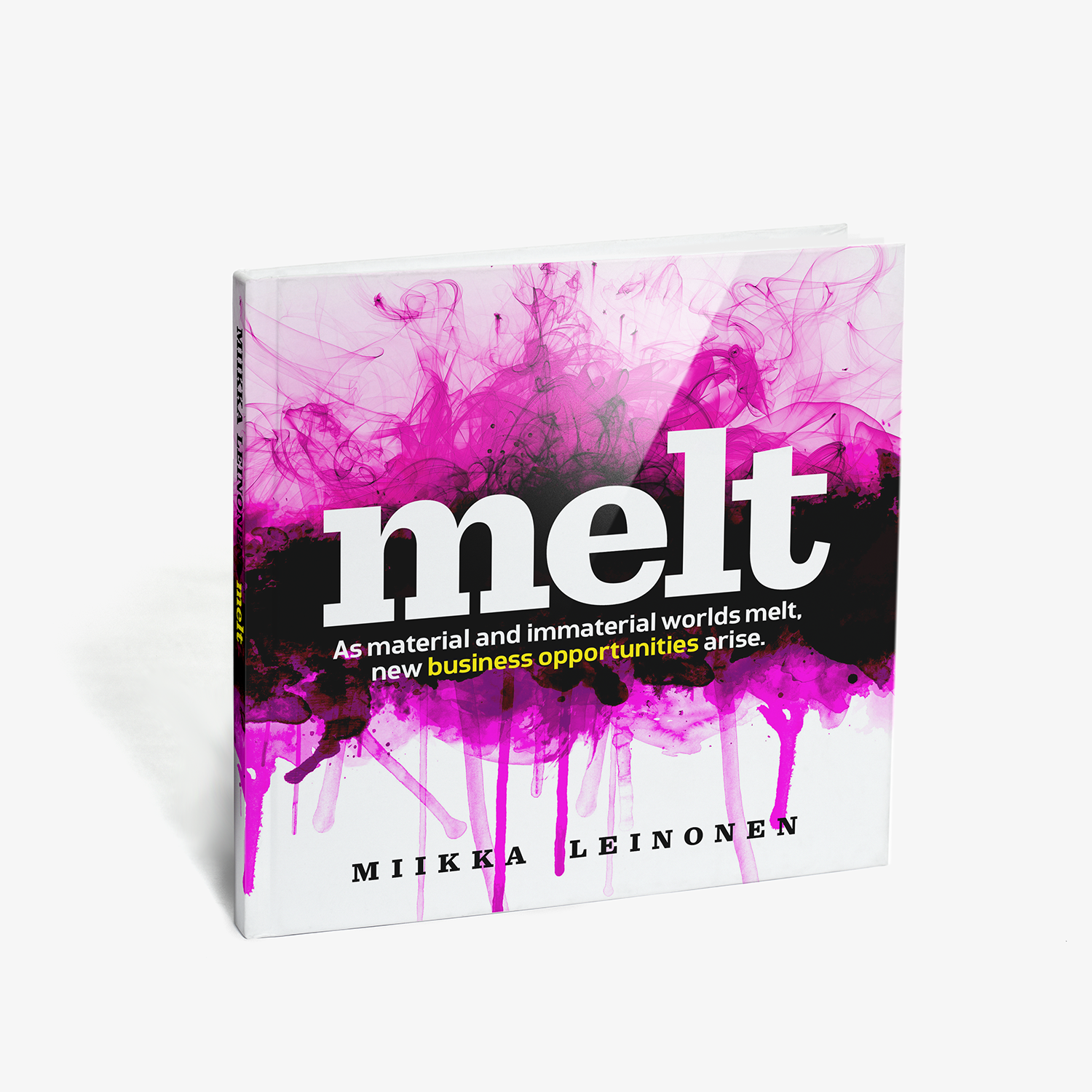Melt - The Book