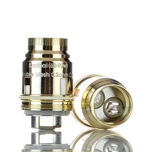 CKS PRO MESH-COILS - SINGLE, DOUBLE & TRIPLE MESH - INTERCHANGEABLE WITH FREEMAX FIRELUKE