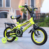 Children bike 2-7 years bicycle stroller boys and girls unique bicycle