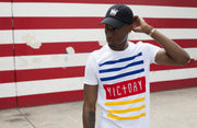 Victory T-Shirt Unisex White