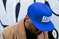 Royal Blue United Souls Snapback