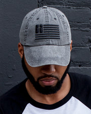 United Souls Charcoal Jean Cap