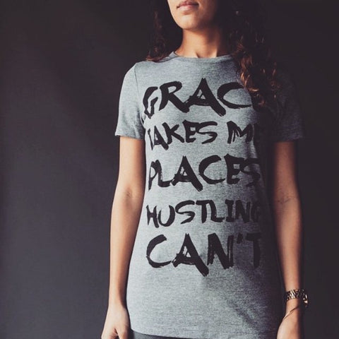 T-Shirt - Grace Grey Women's