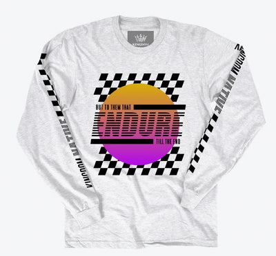 Endure Rally - Long Sleeve T-Shirt