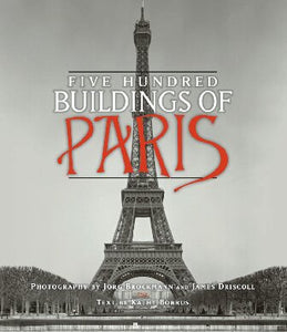 Five Hundred Buildings of Paris