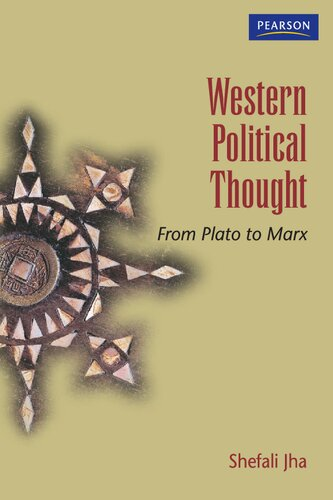 Western Political Thought: From Plato to Marx