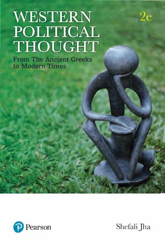 Western Political Thought: From The Ancient Greeks To Modern Times