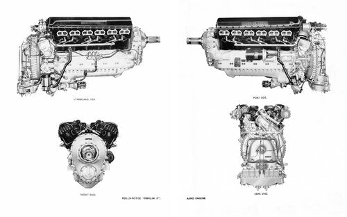 Rolls Royce Merlin Engine Manual