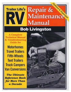 RV Repair and Maintenance Manual