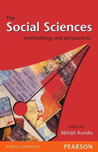 The Social Sciences: Methodology and Perspectives