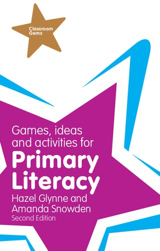 Games, Ideas and Activities for Primary Literacy (Classroom Gems)