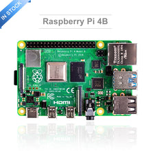 Load image into Gallery viewer, Latest Raspberry Pi 4 Model B with 2/4/8GB RAM raspberry pi 4 BCM2711 Quad core Cortex-A72 ARM v8 1.5GHz Speeder Than Pi 3B