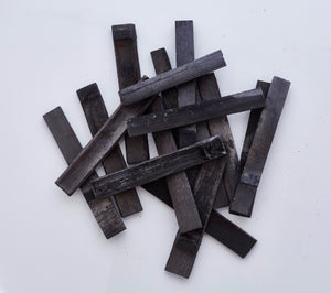 BAMBOO CHARCOAL STICKS (FOR WATER FILTRATION)