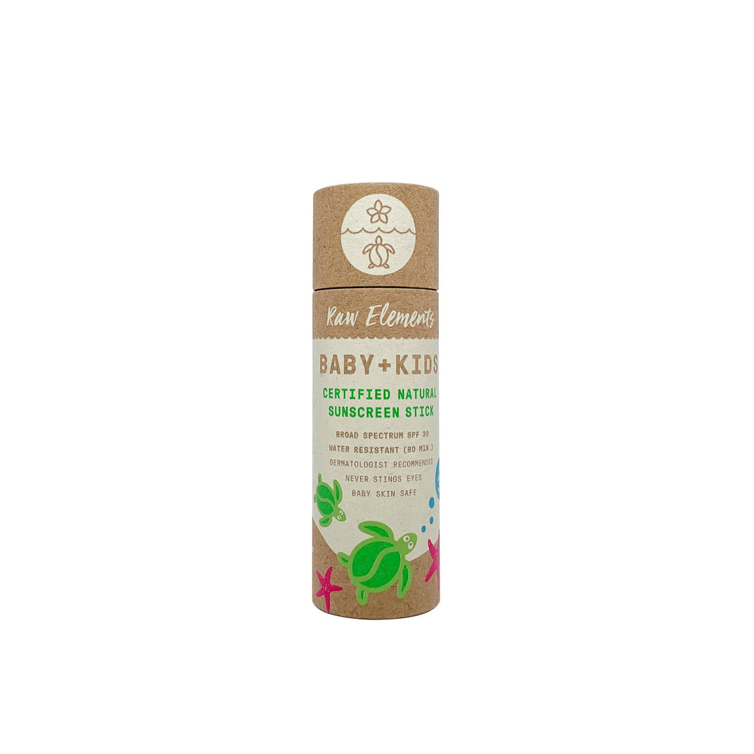 NATURAL BABY & KIDS SPF 30+ STICK