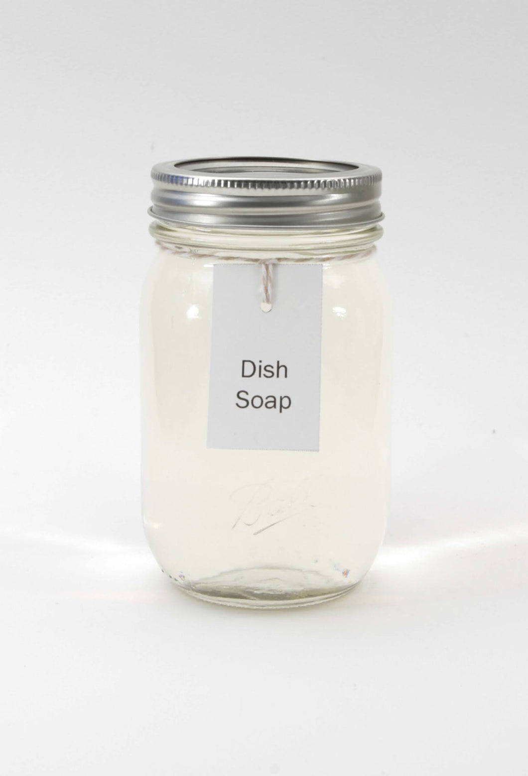 NONTOXIC LIQUID DISH SOAP (REFILLABLE)