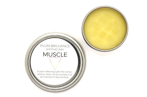 MUSCLE PAIN RELIEF BALM (COOLING)