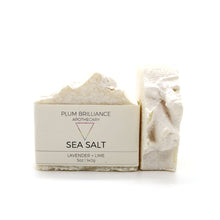 Load image into Gallery viewer, SEA SALT NATURAL SOAP
